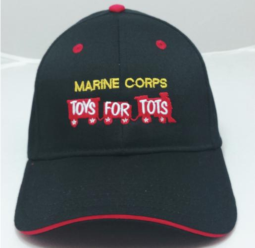 Toys For Tots Colors : Toys for tots ball caps